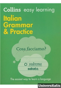 Collins Easy Learning Italian Grammar & Practise