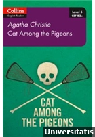 Cat Among Pigeons - Collins English Readers - Level 5 CEF B2+