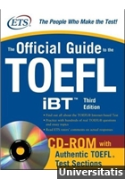 The Official Guide to the TOEFL Test + CD
