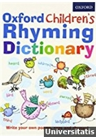Oxford Children\'s Rhyming Dictionary