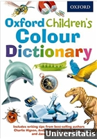 Oxford Childrens Colour Dictionary