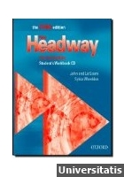 New Headway Pre-Intermediate Third Edition Student's Workbook Audio CD