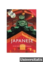 Colloquial Japanese Book & Double CD Pack - The Complete Course for Beginners