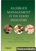 Allergen Management in the Food Industry
