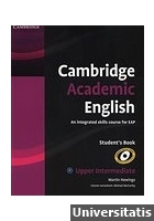 Cambridge Academic English Upper-Intermediate Students Book