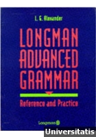 Longman Advanced Grammar: Reference and Practice