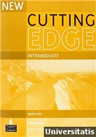 New Cutting Edge Intermediate Workbook with key