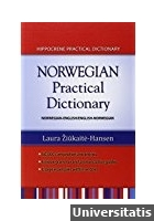 Hippocrene Norwegian Practical Dictionary Norwegian-English, English-Norwegian