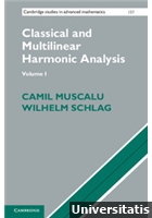 Classical and Multilinear Harmonic Analysis 2 Volume Set