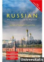 Colloquial Russian The Complete Course For Beginners, 4th Edition