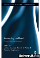 Accounting and Food Some Italian Experiences