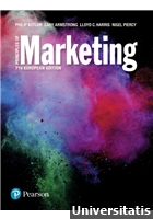 Principles of Marketing European Edition 7th