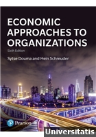 Economic Approaches to Organization 6th Edition