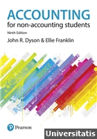 Accounting for Non-Accounting Students 9th Edition