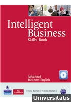 Intelligent Business Advanced Skills Book + Multi - Rom
