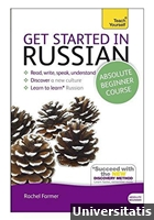 Teach Yourself - Get Started in Russian from Beginner to Level 3 with MP3 Audio CD