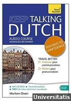 Teach Yourself - Keep Talking Dutch Audio Course Advanced Beginner Audio CD