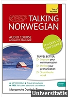 Teach Yourself - Keep Talking Norwegian Audio Course Advanced Beginner Level
