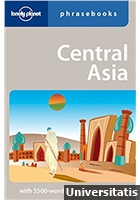 Lonely Planet - Central Asia Phrasebook