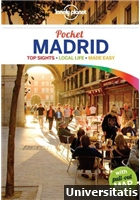 Madrid - Lonely Planet Pocket Guide with Pull-out Map