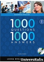 1000 Questions 1000 Answers - Business English B2-C1 + MP3 CD
