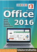 Office 2016 - Word, Excel, Access, Outlook, PowerPoint