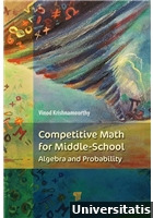 Competitive Math for Middle School: Algebra, Probability, and Number Theory
